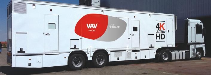 VAV VA VOOM! Summa boosts VAV Compañia de Producciones Grand Prix coverage