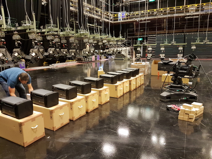 FUJIFILM INSTALLS 22 BRAND NEW FUJINON UA-SERIES 4K HDR LENSES IN NEW BBC STUDIOWORKS FACILITY AT TELEVISION CENTRE