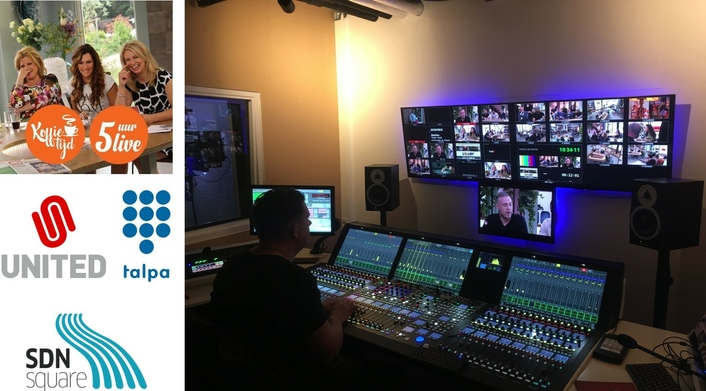 SDNsquare Helps Achieve TV Industry First