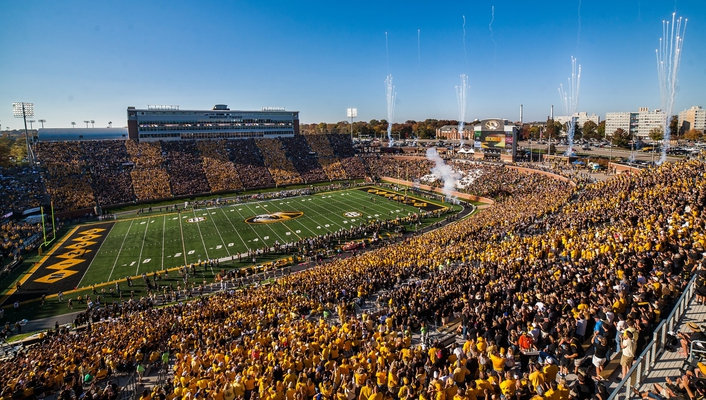 Mizzou Athletics brings its 'A' game with Calrec