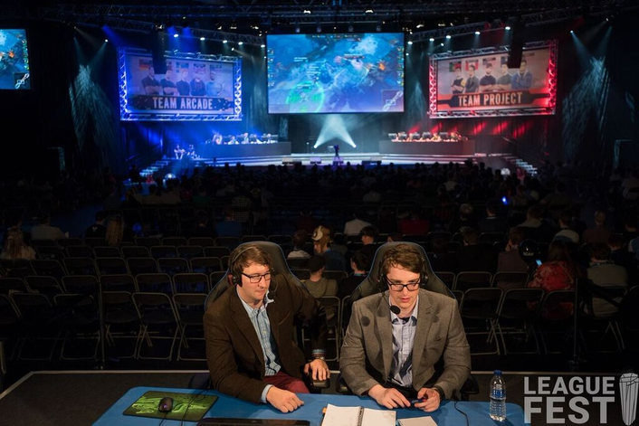 Avolites powers lighting and video at UK's biggest ever gaming event