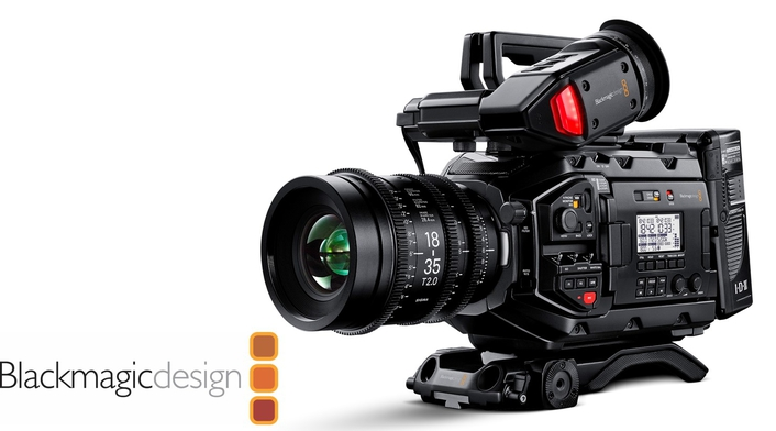Blackmagic Design Announces New URSA Mini Pro 4.6K Camera