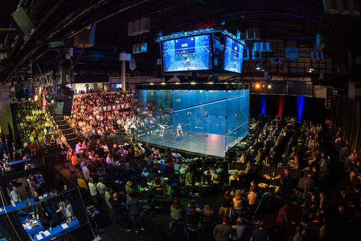 IMS TECHNOLOGY SERVICES DEPLOYS CDD-LIVE AT 2017 US OPEN SQUASH CHAMPIONSHIPS