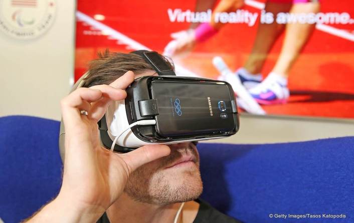 Rio 2016 set to be a 'laboratory' for new tech that will shape the future of sports broadcasting. Virtual reality will give an up-close 360-degree viewing experience of the Olympic Games
