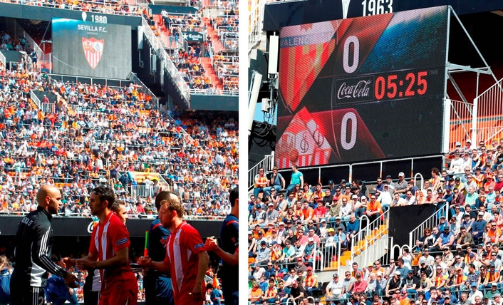 Valencia Club de Fútbol Drives Stadium AV With Blackmagic Design
