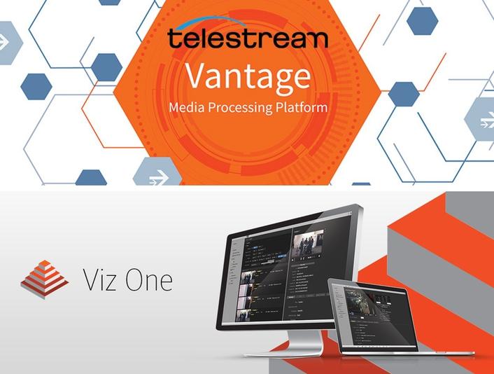 Telestream and Vizrt Announce OEM Agreement in  Asia Pacific Region