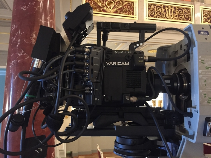 Panasonic has announced a firmware upgrade to its VariCam LT 4K camera that sets the cinema camera up for live and 'near live' multi-cam use within concerts, events, TV shows and corporate productions