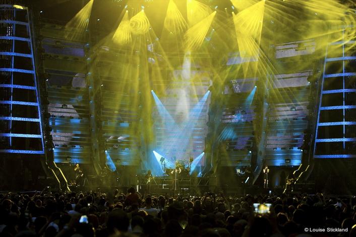 Big in Italy: grandMA2 tours with Vasco Rossi
