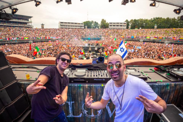 Insight TV is creating a unique special following DJ duo Vini Vici and a short-form series around the most interesting people visiting Tomorrowland