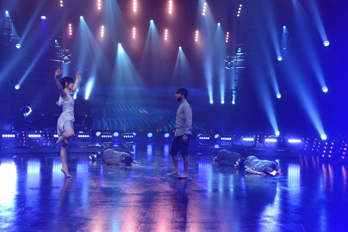 """Elation Lighting Highlights Artist Performances on German Television's """"Verstehen Sie Spaß"""""""