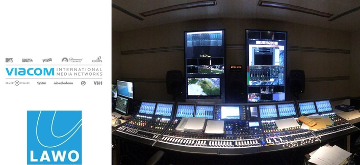 Viacom Media Networks Music and Entertainment Group   New Atlas Mobile Production Unit  Goes Live with Lawo