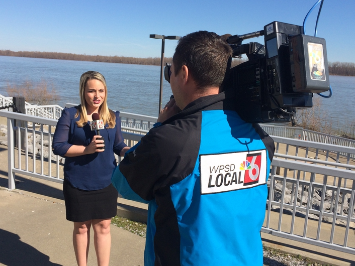 Local NBC Affiliate Deploys Camera-Mounted System as Well as Smartphone App, Giving News Teams a Flexible and Reliable Alternative to Microwave Trucks