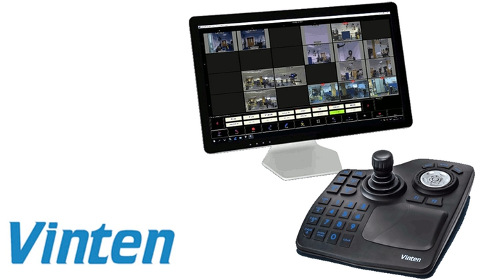 VINTEN ANNOUNCES NEW INDUSTRY-CHANGING μVRC CONTROLLER
