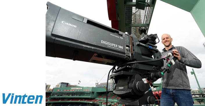 SUPPORTING THE 4K REVOLUTION IN SPORTS BROADCASTING