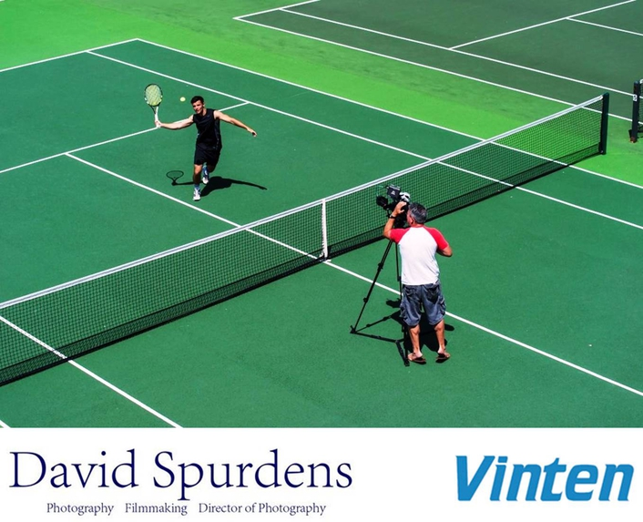Vinten Teams With International Award-Winning Filmmaker David Spurdens For New Collection of Videos to Promote its Vision Range of Camera Supports