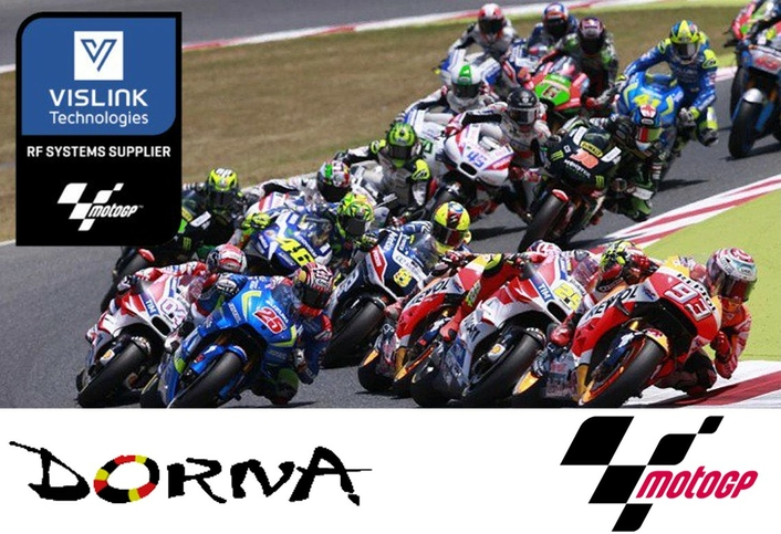 Vislink Technologies Announces Further Three-Year Contract with Dorna Sports as Official RF Systems Supplier for MotoGP