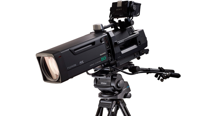 VINTEN GEARS UP FOR 4K SPORTS WITH THEIR DURABLE VECTOR 750