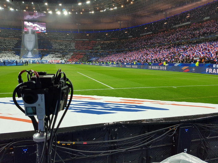 TF1 and Viaccess-Orca Create History With World's First Live Streaming Sports Event in 360 Degrees and Ultra HD to Virtual Reality Headsets