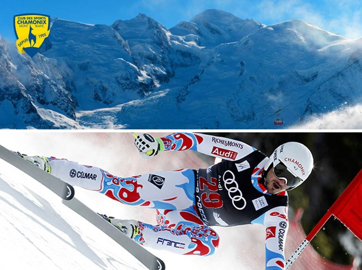 2016 Kandahar Men's Alpine Skiing World Cup to be Covered by VOGO, in Association With Chamonix Mont-Blanc Sports Club
