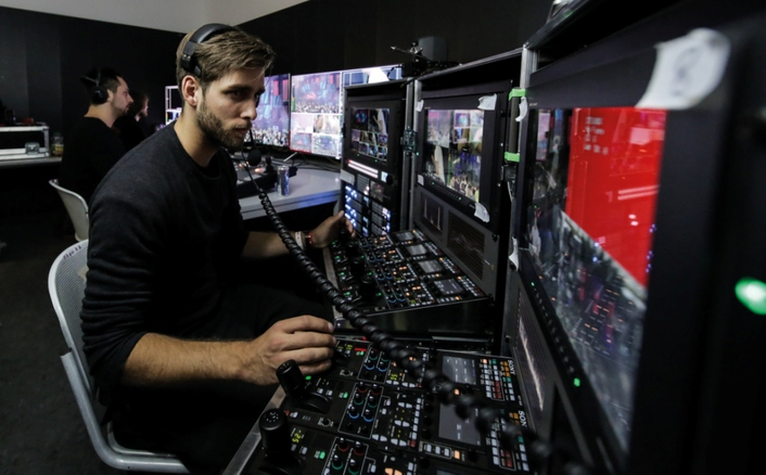 The backbone of VPS Media's live production workflow for its 2017 schedule was a bespoke dual rack PPU, which has been built around Blackmagic Design products