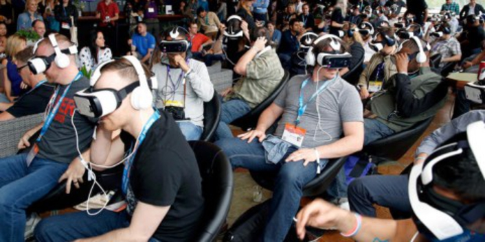 VR could provide that element of sport, if people are willing to don a headset and headphones, which is still a big if