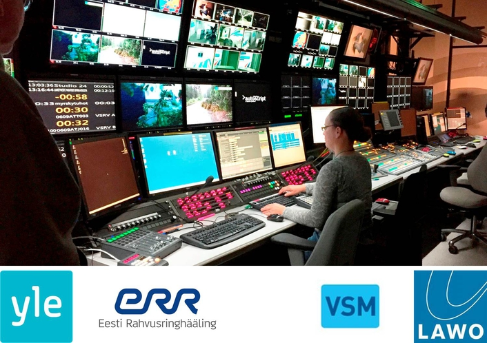 Information Exchange for VSM Users During Annual User Group Meeting at YLE and ERR