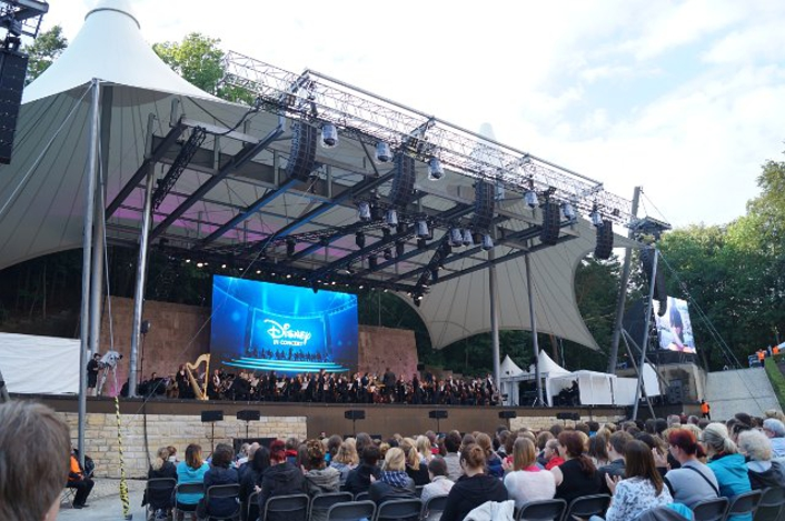 L-ISA live brings new audio dimension to Berlin Waldbühne
