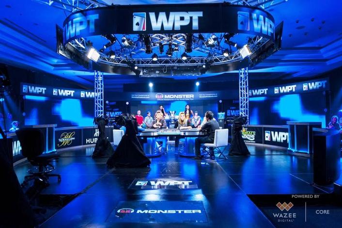The World Poker Tour® Renews Agreement With Wazee Digital