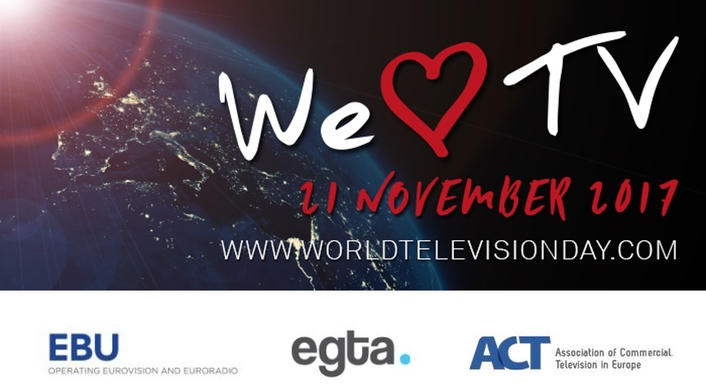 Key media alliances celebrate the trustworthiness of TV on the occasion of World Television Day