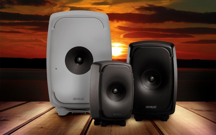 """Genelec Announces """"The Ones"""" Series of Compact Coaxial Active Monitors"""
