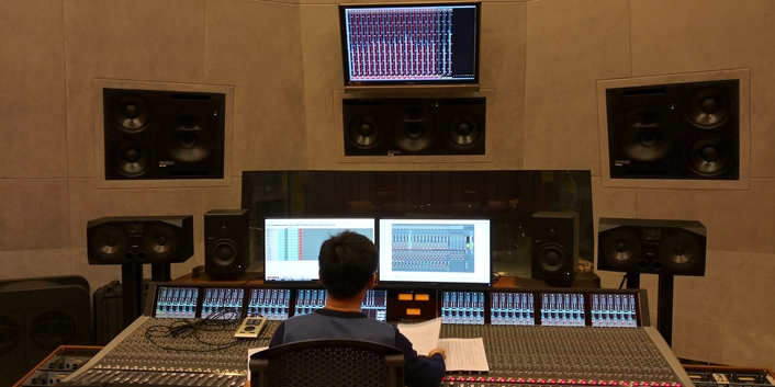 DSD256 in Surround in China's leading arts centre