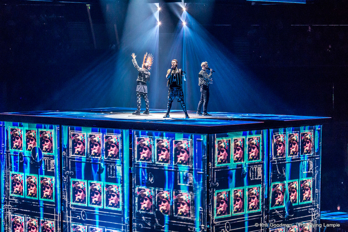 WI in Wonderland with Take That