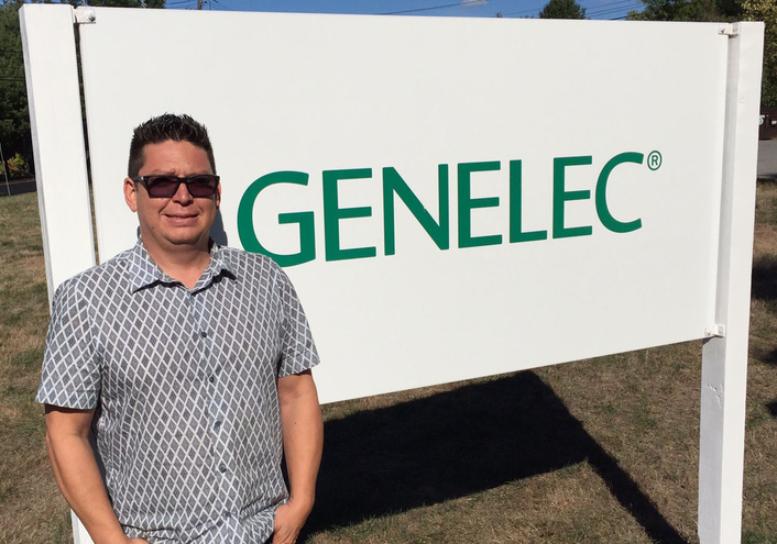 Genelec Appoints William Maynard Territory Manager, West Coast