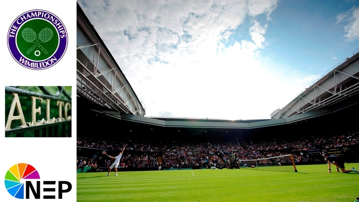 NEP UK FUTURE-PROOFS WIMBLEDON WITH IP-BASED BROADCASTING SYSTEMS