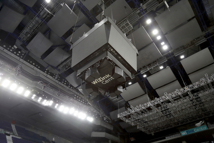 Electro-Voice and Dynacord lead transformation of Madrid's WiZink Center