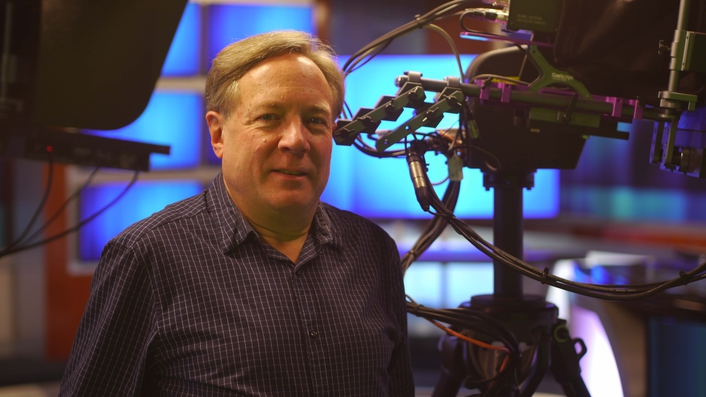 Outstanding picture quality, reliability and value make Hitachi DK-Z50 cameras an ideal fit as station upgrades newscast production to high definition