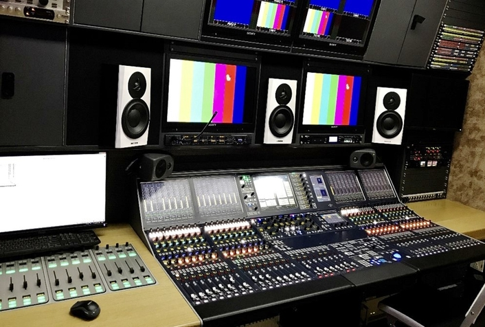 Solutions Provider Integrates iAM-AUDIO into Major Chinese Broadcaster's New Truck, Allowing for Simultaneous Monitoring of Multiple Audio Signals