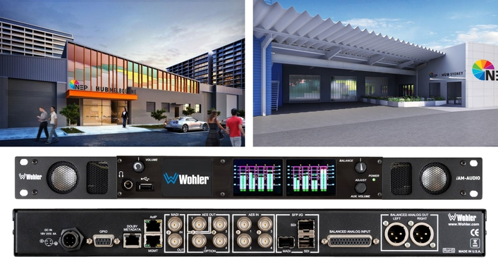 NEP AUSTRALIA PURCHASES WOHLER iAM-AUDIO UNITS  FOR NEW PRODUCTION 'HUBS'