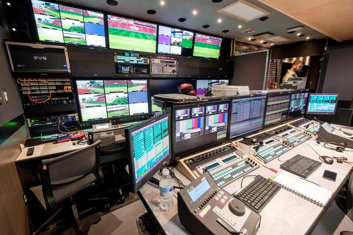 Dome Productions Installs Wohler's Monitoring Solutions to Broadcast an Extensive List of Sports and Entertainment Events