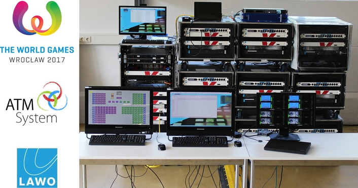 ATM as host broadcaster for 2017 World Games in Wroclaw