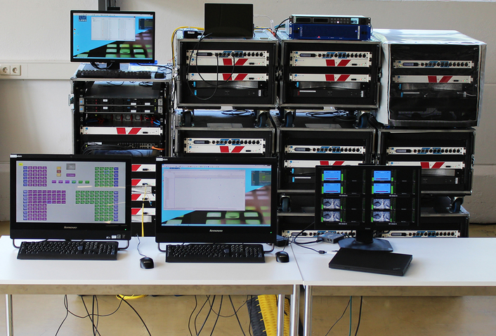 Polish Broadcasters go IP with Lawo technology and LP Systems
