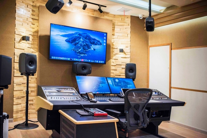 XD Inc. creates an immersive environment for game audio with Genelec