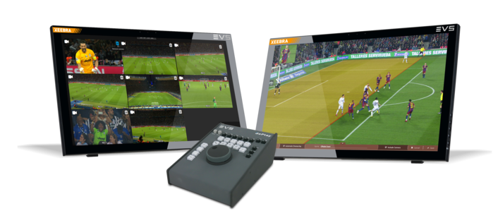 BroadTV is providing the Brazilian Football Confederation with video refereeing workflow built on EVS' industry-standard replay technology