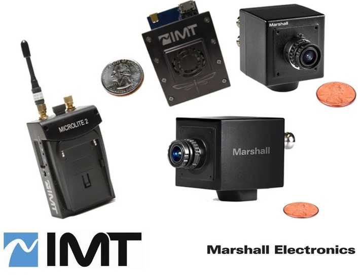 IMT AND MARSHALL JOIN FORCES TO OFFER  LIVE BROADCASTING INTEGRATION PACKAGES