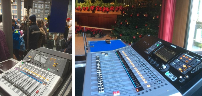 Compact But Comprehensive - Yamaha TF Series And Luxembourg Are The Perfect Match