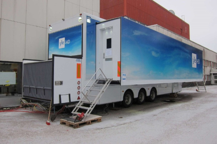 Media center and OB installations demonstrate the latest in live production solutions
