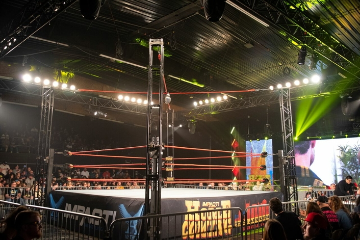 Elite Multimedia Productions jumps in the ring with Impact Wrestling