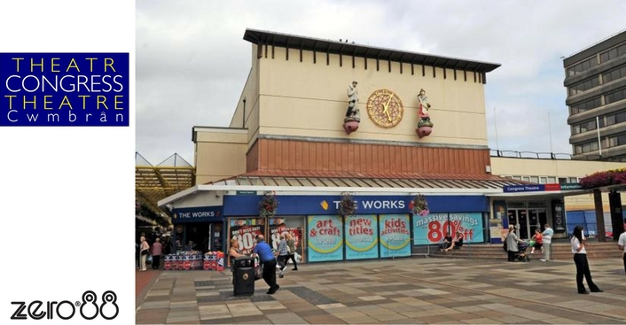 Congress Theatre Cwmbran  Proves Ultimately FLX-able