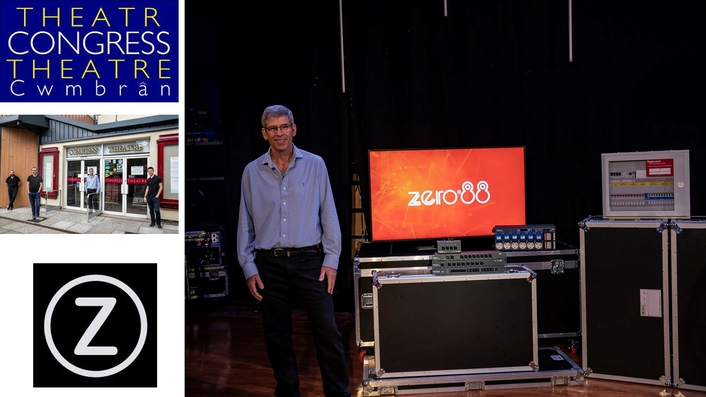 Zero 88's 'Live at the Congress' Announces Latest Technologies are 'Shipping Now'