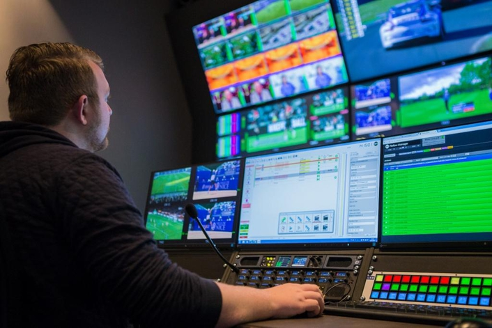 Ziggo Sport benefits from NEP The Netherlands' virtualized IP live production and playout services